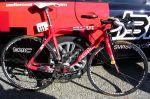 Vélo BMC de l'équipe BMC Racing Team