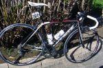 Vélo Lapierre de l'équipe Roubaix Lille Métropole