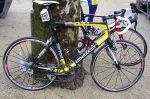 Vélo BMC de l'équipe Atlas Personal-BMC