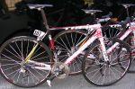 Vélo Trek de l'équipe RadioShack