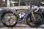 Vélo Scott de l'équipe Team HTC-Columbia