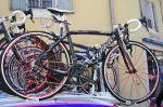 Vélo Wilier de l'équipe Lampre-Farnese Vini