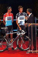 Les frères Schleck veulent gagner la Vuelta