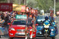 Imanol Erviti remporte sa seconde étape dans un Tour d'Espagne