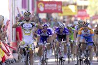 Mark Cavendish imprenable à Lleida