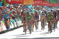 Mark Cavendish survole les sprints de la Vuelta