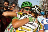 Mark Cavendish félicite les siens