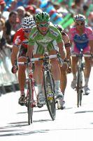 Mark Cavendish le sprinteur bondissant
