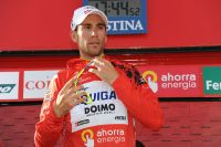 Vincenzo Nibali s'empare du Maillot Rouge avec une joie modérée