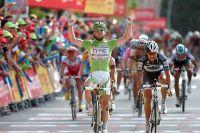 Encore une victoire pour Cavendish