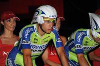 Vincenzo Nibali le mieux classé des favoris