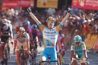 Tyler Farrar gagne l'étape finale du Tour d'Espagne