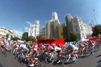 Le peloton de la Vuelta 2010