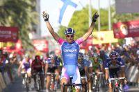 Alessandro Petacchi remporte en Espagne sa 20ème victoire d'étape dans la Vuelta