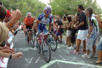 Trois fois, Joaquin Rodriguez attaque, mais Igor Anton et Vincenzo Nibali suivent le mouvement