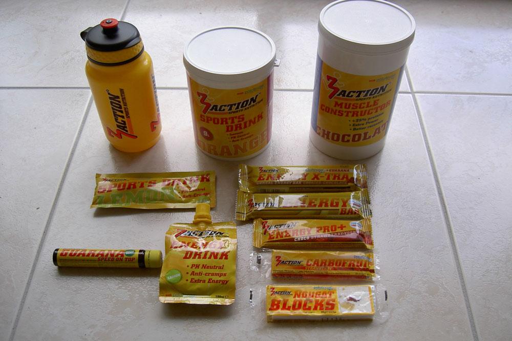Une gamme de produits énergétiques de qualité