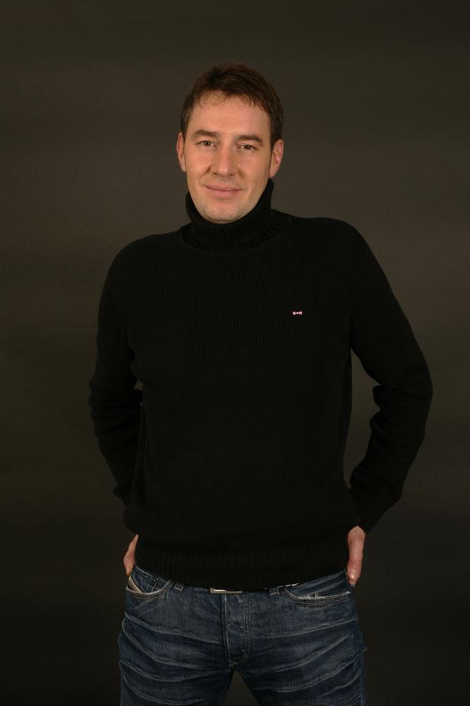 Alexandre Pasteur, commentateur du cyclisme sur Eurosport