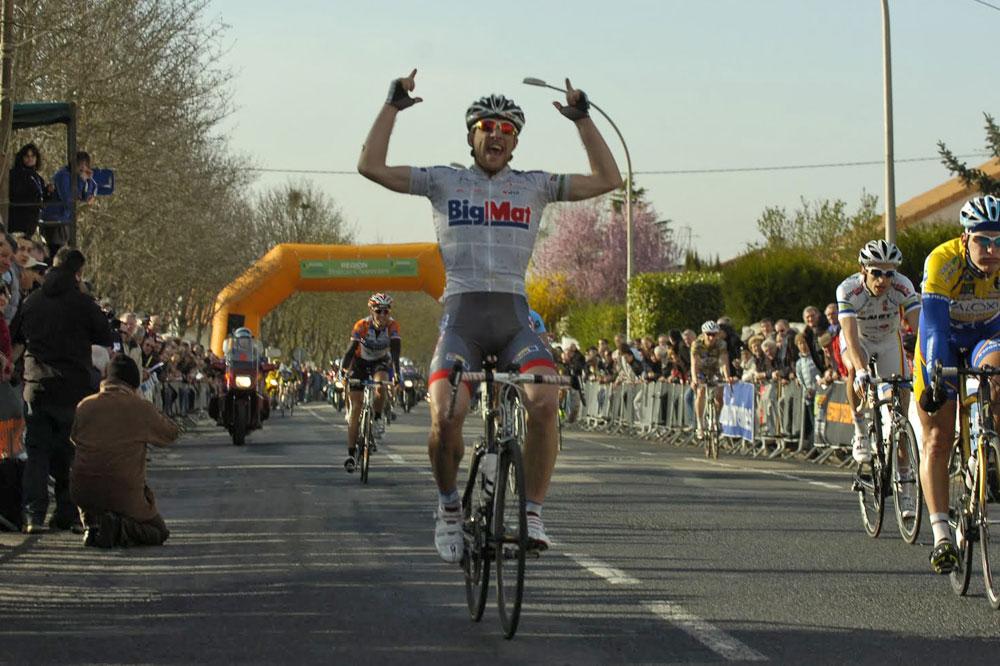 Benoît Drujon triomphe à Buxerolles