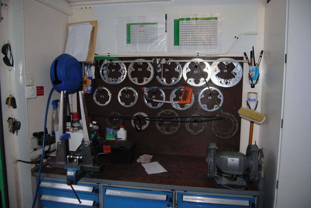 les bus atelier photos cyclisme velo101. Black Bedroom Furniture Sets. Home Design Ideas