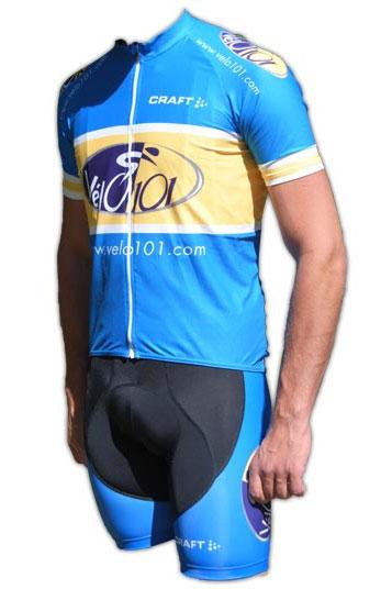 La tenue complète Vélo 101