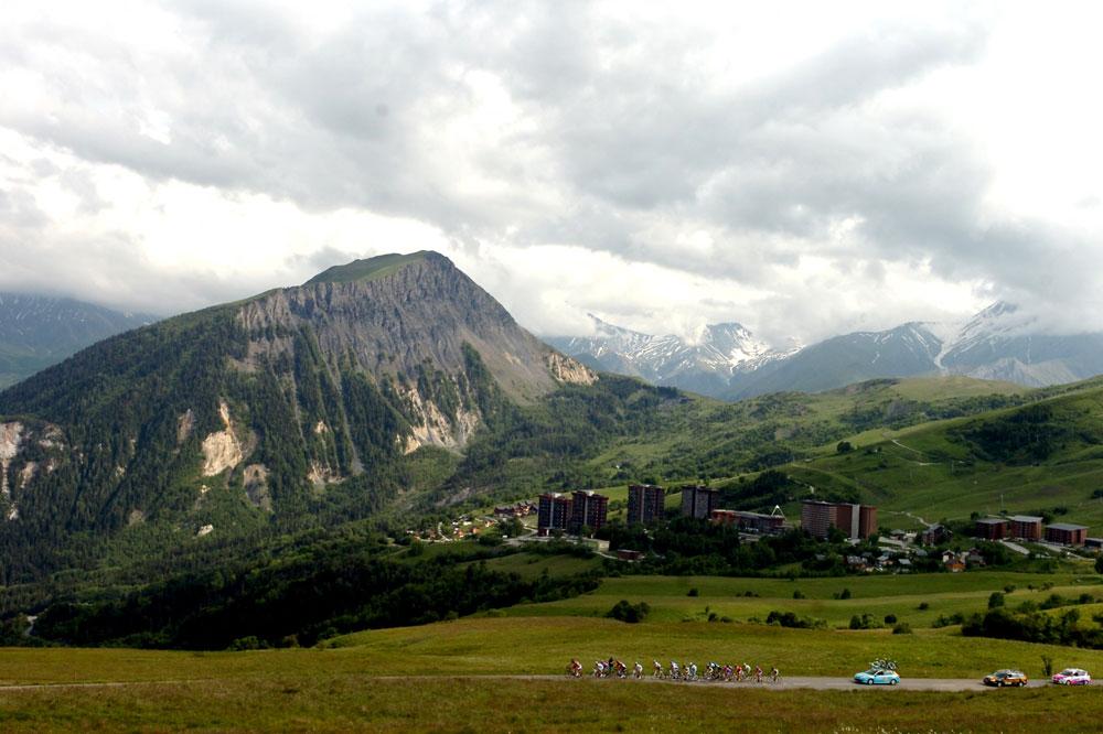 Perdus dans la montagne