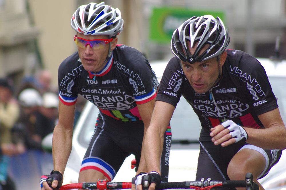 Samuel Plouhinec et Freddy Bichot unis vers un même objectif