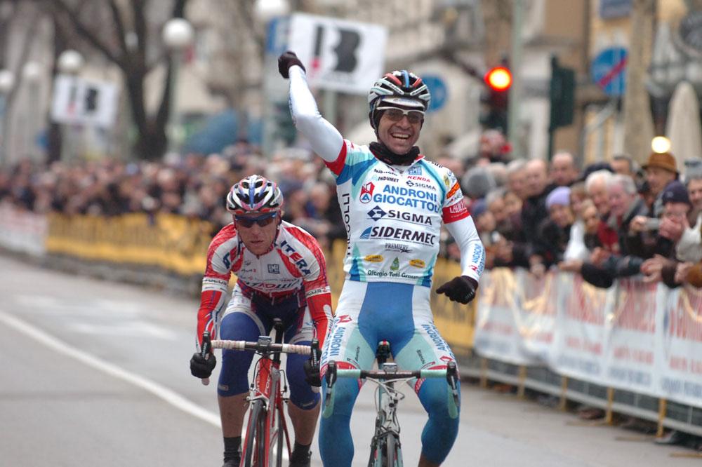 José Serpa gagne le Tour du Frioul devant Pavel Brutt