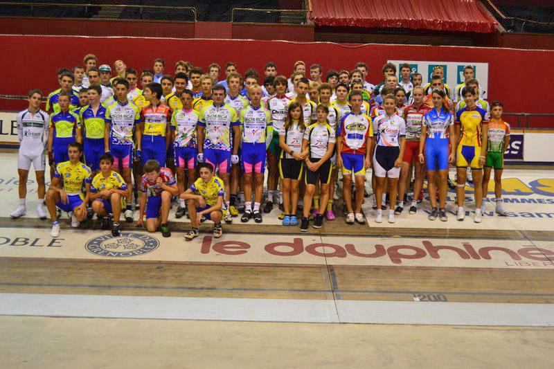 80 jeunes au Palais des Sports