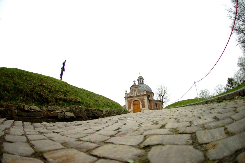 Le Mur de Grammont et sa chapelle