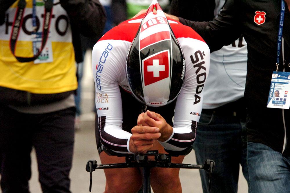 Déchu, Fabian Cancellara a atteint ses limites