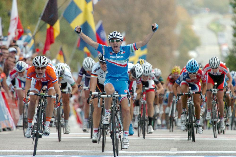 Giorgia Bronzini prive encore Marianne Vos du titre mondial