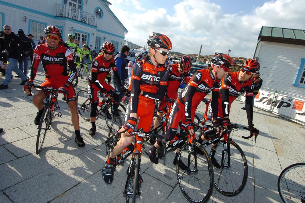 L'équipe BMC Racing Team