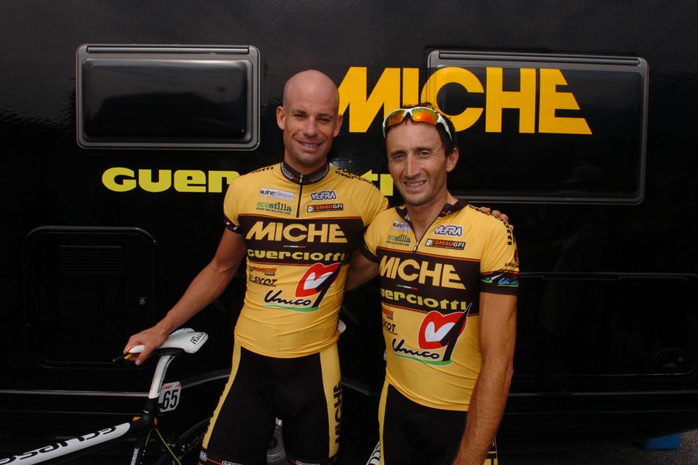 Schumacher et Rebellin réunis dans l'équipe Miche