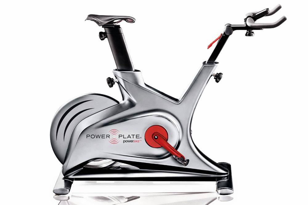 Le powerBike, un vélo d'intérieur révolutionnaire