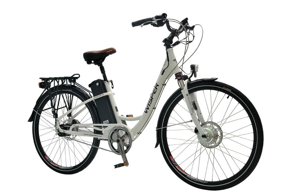 Un vélo Wisper