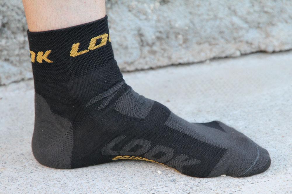 Les chaussettes techniques Look