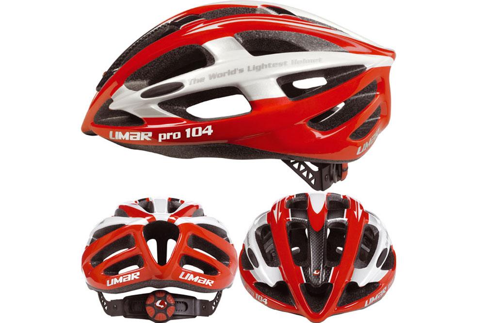 Le casque Limar Ultralight Pro 104