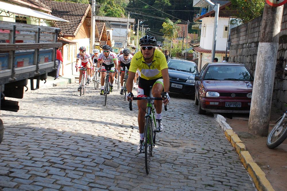 Juan Suarez se plaît en leader du Tour de Rio