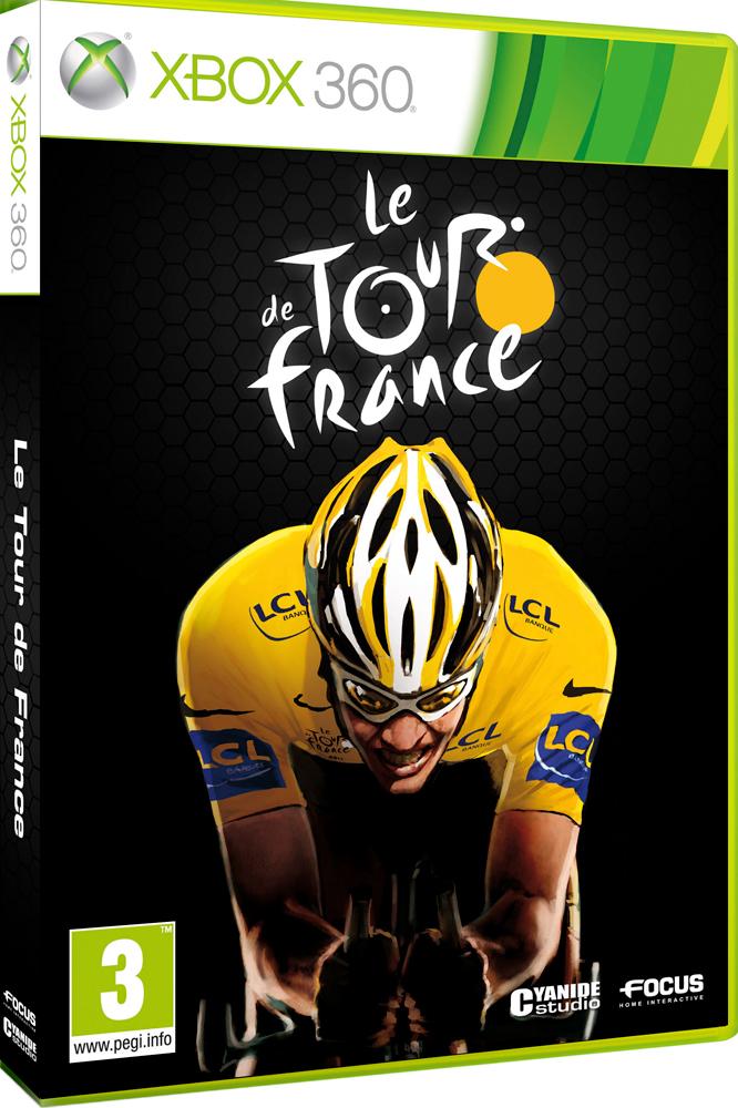 Le Tour de France 2011 sur Xbox 360 et Playstation 3
