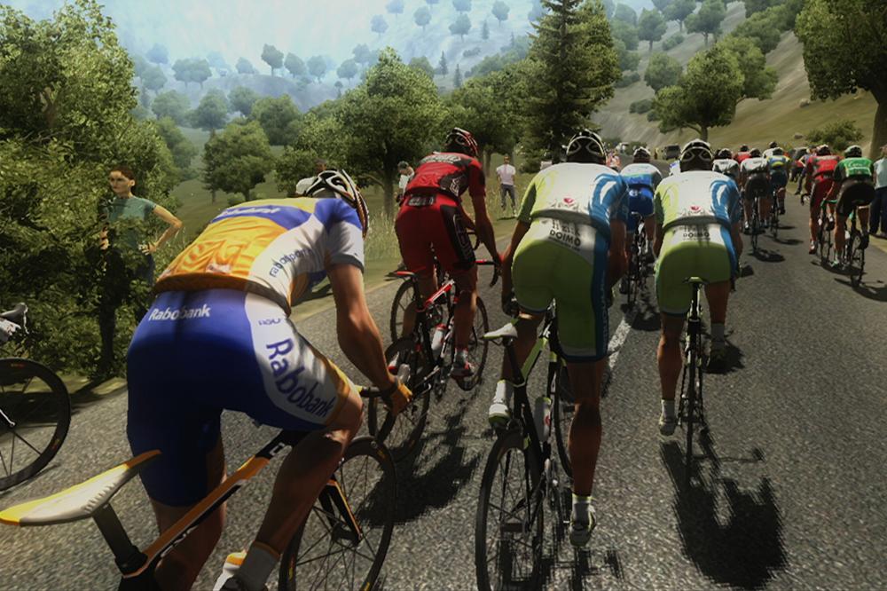 Prenez le contrôle d'un coureur et partez à la conquête du Tour de France