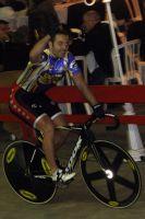Le sprinteur François Pervis