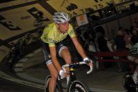 Le maillot jaune Jesper Morkov