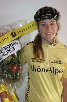Soline Lamboley a retrouvé la tête du classement général