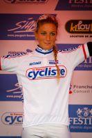 Pauline Ferrand-Prévot, grande championne du Challenge National