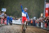 Francis Mourey triomphe encore à Besançon