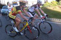 Stijn Devolder et Stefan Van Dijk