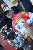 Anthony Ravard vainqueur final de l'Etoile de Bessèges