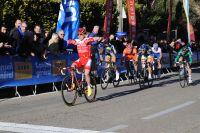 Samuel Dumoulin retrouve la victoire sur les routes de l'Etoile de Bessèges