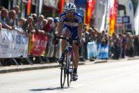 Erwan Teguel se contente de la troisième place