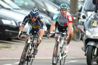 Bjorn Leukemans emmène Philippe Gilbert dans les 14 derniers kilomètres